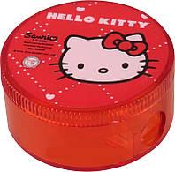 Kite Чинка з контейнером кругла Hello Kitty (HK13-116К)