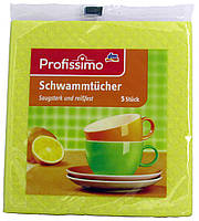 Тряпка DM Profissimo Schwammtucher (5 штук)