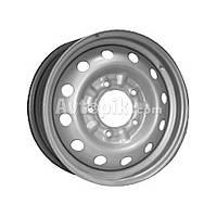 Стальные диски Евродиск 64G48L R15 W6 PCD5x139.7 ET48 DIA98.6 (silver)