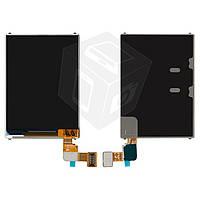 Дисплей (LCD) для мобильного телефона Samsung S5611, оригинал