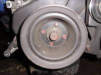 Шкив коленвала 4 ручейков демпфер с шкивом кондиционераHyundaiH1 2.5td1997-20042312442020, 2312442030, 231