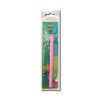 Мандарин Инструмент для квиллинга с пластик.ручкою 140мм арт.QT0206