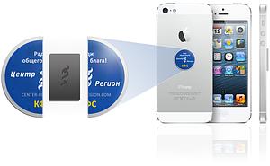 КФС Защита на телефон от электромагнитных излучений