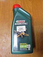 Масло 10W40 Castrol Magnatec бензин 1л