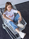 Дитяча футболка з принтом, фото 9