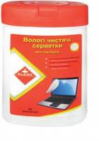 Klerk  Салфетки для ноутбуков 50шт/уп KL1020