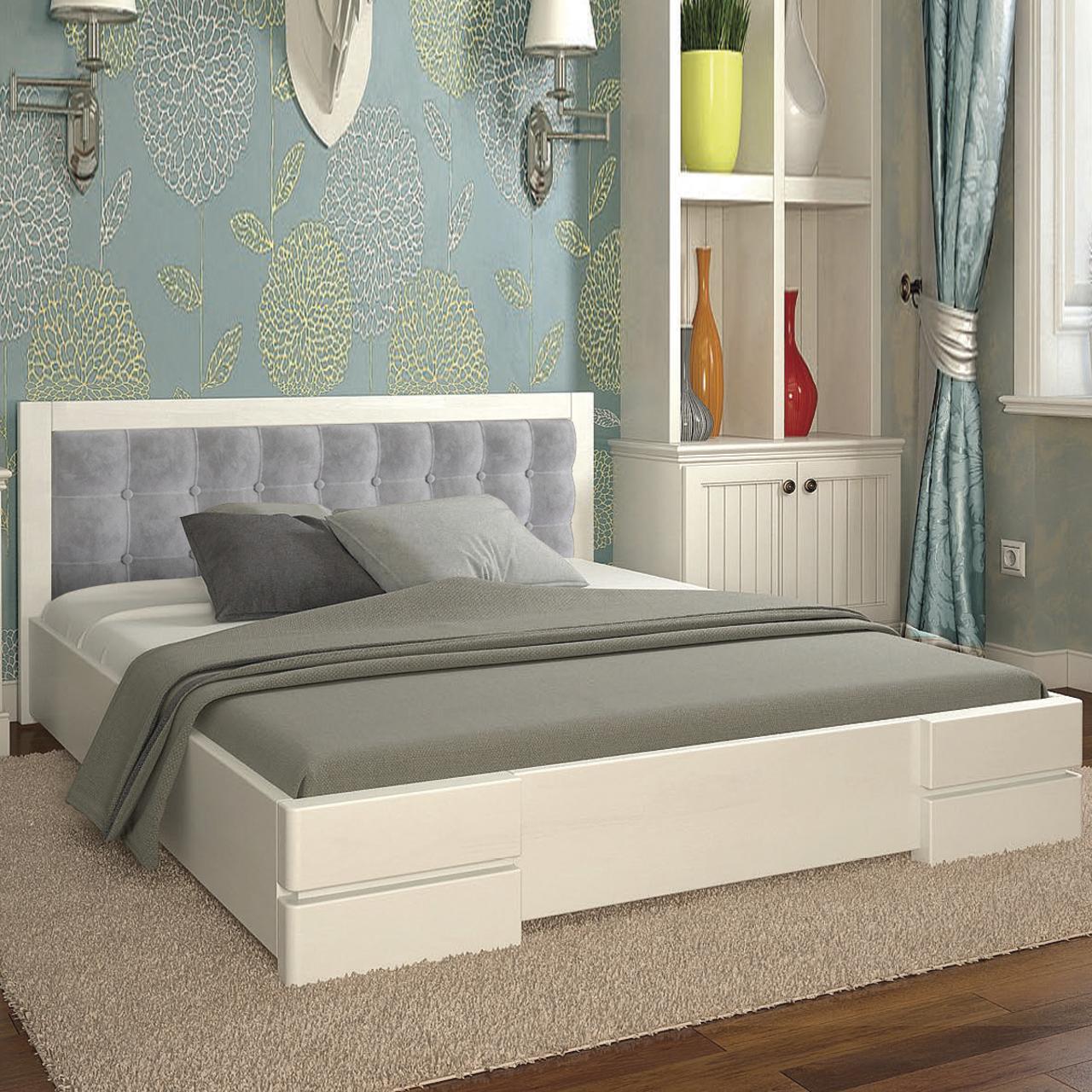 Кровать деревянная полуторная Регина