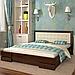 Кровать деревянная полуторная Регина, фото 4