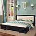 Кровать деревянная полуторная Регина, фото 6