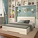 Кровать деревянная полуторная Регина, фото 7