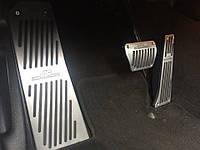 Накладки на педали AC Schnitzer для BMW F10
