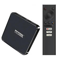 Смарт тв-приставка - Mecool KM1 4/64 GB