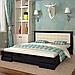 Ліжко дерев'яне двоспальне Регіна, фото 6
