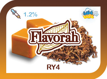 RY4 ароматизатор Flavorah (Руян табак)