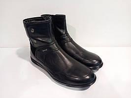 Черевики Etor 11183-7093 чорний