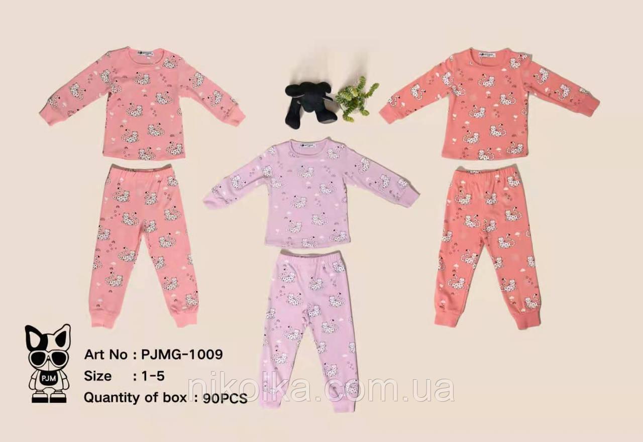 Пижама для девочек оптом, Setty Koop, 1-5 лет, арт. PJM1009