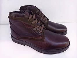 Черевики Etor 14829-129-0221 коричневі