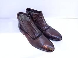 Черевики Etor 9821-7040-325 коричневий