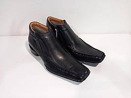 Черевики Etor 2325-470 чорний