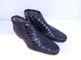 Черевики Etor 3686-444 чорний