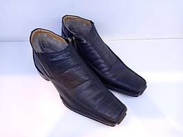 Черевики Etor 2938-470 чорний