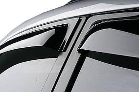 Mazda CX-9 2007-2016 рр. Вітровики (4шт, SIM)