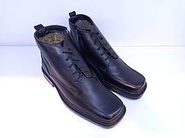 Черевики Etor 12162-62 чорний
