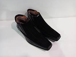 Черевики Etor 2907-231 чорний
