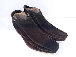 Черевики Etor 2330 чорний