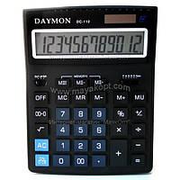 Daymon Калькулятор 12 разрядный DC-112