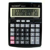 Daymon Калькулятор 12-разрядный  DM-2511
