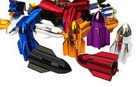 Цветные колпачки на клапан камеры шредер (автонипель)