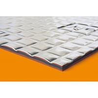 Віброізоляція Шумофф Проф-серія (27х37 см) Проф Ф 4,0 мм