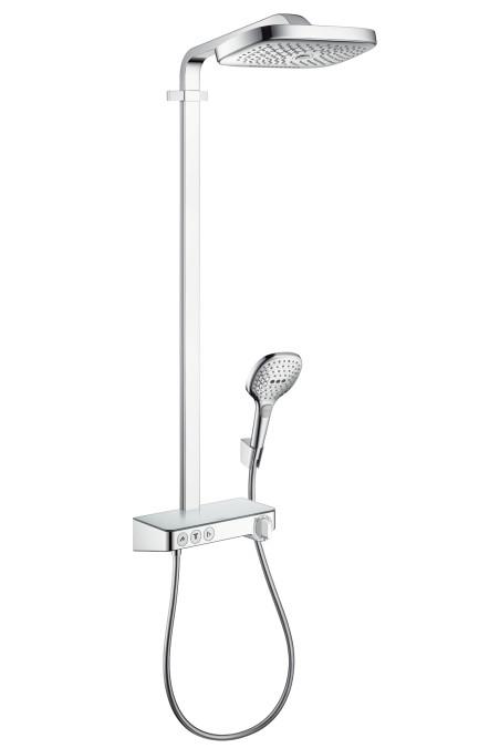 RAINDANCE Select E Air 3jet 300 Showerpipe душова система з термостатом ShowerTablet