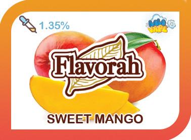 Sweet Mango ароматизатор Flavorah (Сладкий манго)