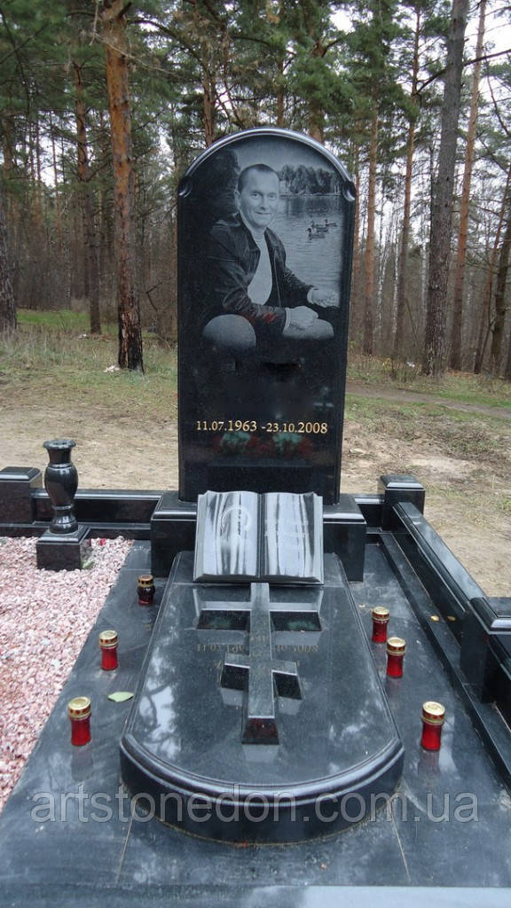 Памятник на могилу № 314