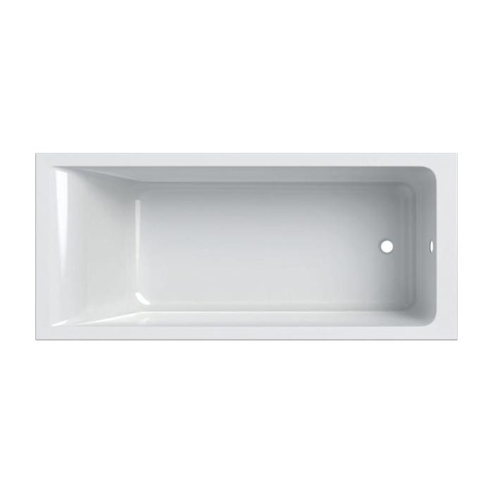 SELNOVA Square ванна 180*80см, прямоугольная, с ножками