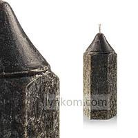 Мята свеча ароматизированная шестигранная 1 шт
