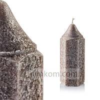 Индийский шелк свеча ароматическая 1 шт