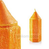 Апельсин свеча ароматизированная 1 шт
