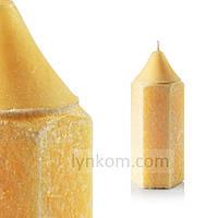 Ваниль свеча ароматизированная 1 шт