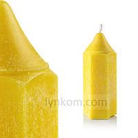 Лимон свеча ароматизированная 1 шт