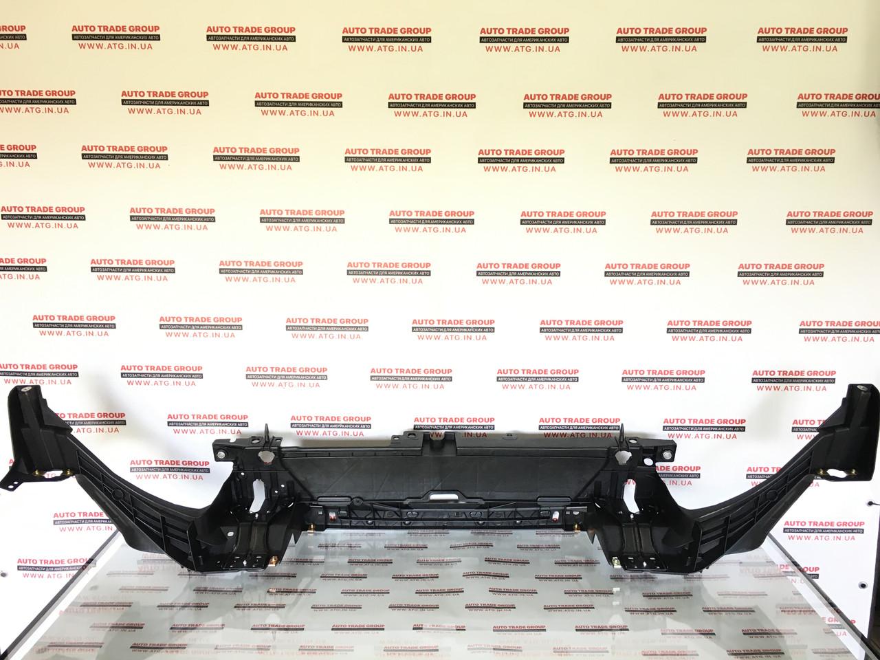 Панель радіаторів передній телевізор нижній пластик FORD FUSION MONDEO 2013 DS7Z 16138-B