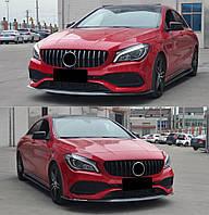 Передня решітка GT Mercedes A-сlass W177 2018↗ рр.