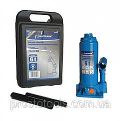 Домкрат бутылочный гидравлический 6т (кейс) Unitraum  UN90604S
