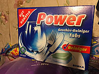 Таблетки для посудомоечных машин G&G POWER Gut&Gunstig 60 шт