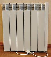 Электрорадиатор Эра Плюс 6 секций (650 Вт 16 м 2)