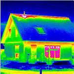 Обследование частного дома до 200 кв.м. тепловизором Flir T335 (Швеция)
