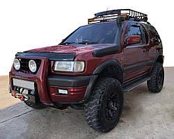 Opel Frontera 1991-1998 Дефлектор капоту (EuroCap)