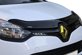 Дефлектор капота (EuroCap) Renault Clio IV 2012-2019 гг.